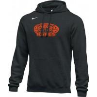 Ventura Tigres 18: Adult-Size - Nike Team Club Fleece Training Hoodie (Unisex) - Black